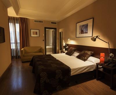 Camera Hotel Cortezo
