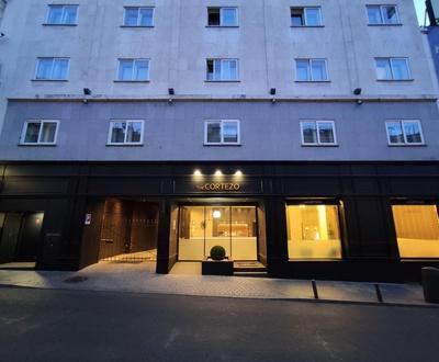 Facciata Hotel Cortezo