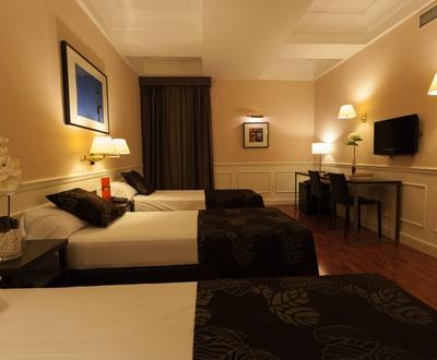 Camera tripla Hotel Cortezo