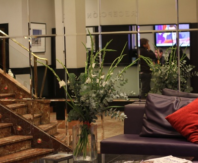 Reception  Hotel Cortezo