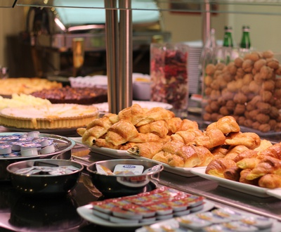 Prima colazione Hotel Cortezo