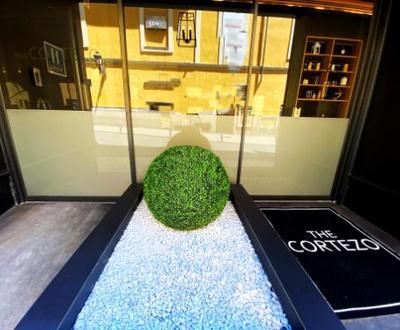 Ingresso Hotel Cortezo